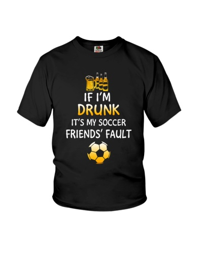 Soccer Friends' Fault