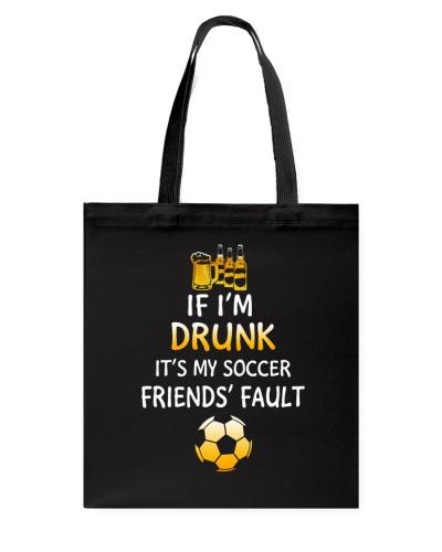 Soccer Friends' Fault