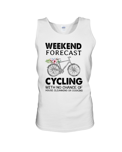 Cycle Weekend Forecast