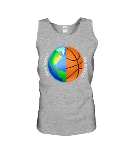 Basketball Your World My World
