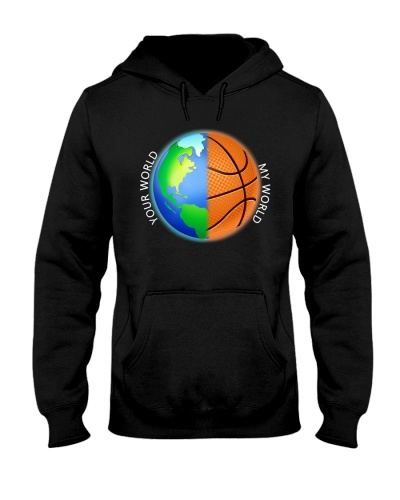 Basketball Your World My World
