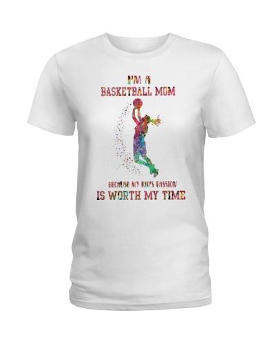 I Am A Basketball Mom