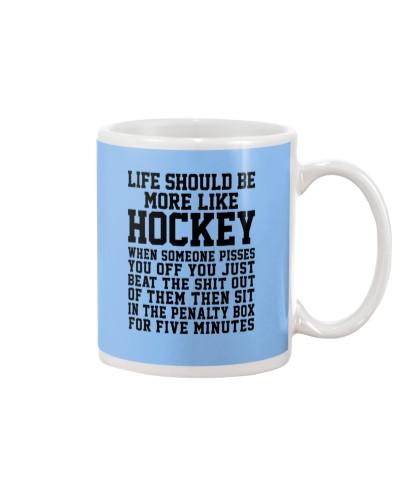 Should Be More Like Hockey