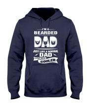 I'm a bearded dad Hooded Sweatshirt thumbnail