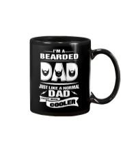 I'm a bearded dad Mug thumbnail