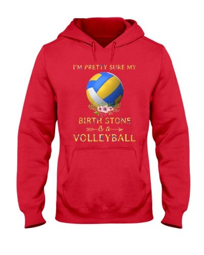 Birth Stone is A Volleyball