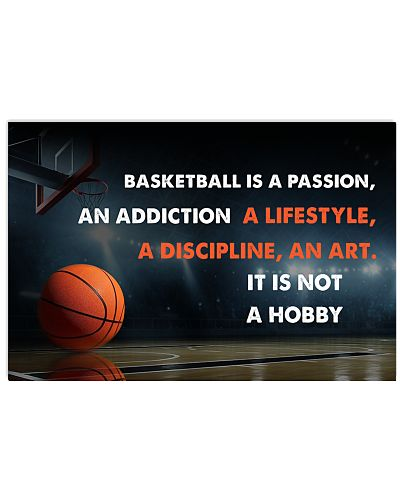 Basketball Is A Passion
