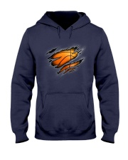 Basketball Inside Me Hooded Sweatshirt thumbnail