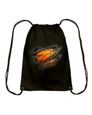 Basketball Inside Me Drawstring Bag thumbnail
