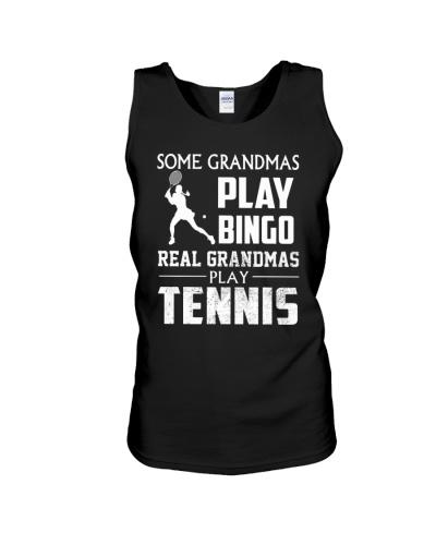 Real Grandmas Play Tennis