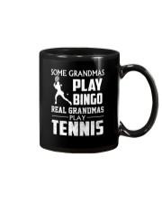 Real Grandmas Play Tennis Mug thumbnail