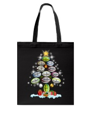 Hair Tree Noel Rugby  Tote Bag thumbnail