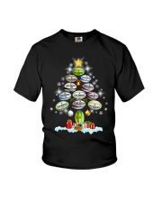 Hair Tree Noel Rugby  Youth T-Shirt thumbnail