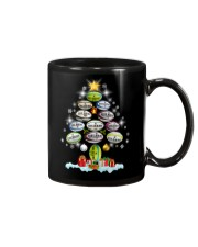 Hair Tree Noel Rugby  Mug thumbnail