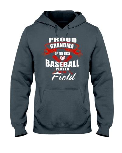 Baseball- Pround Grandma