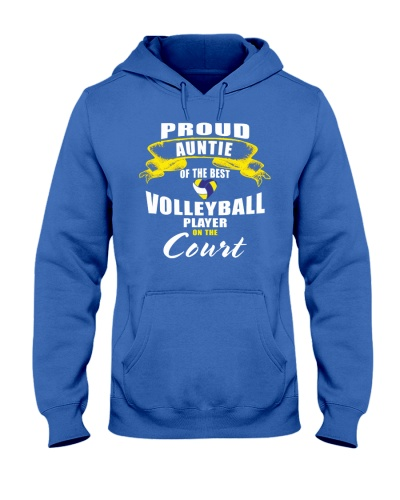 Volleyball - Pround Auntie