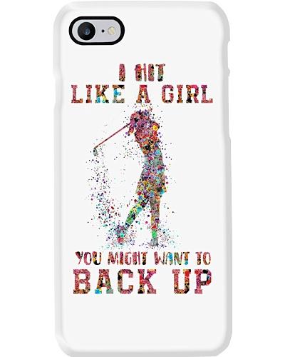 Golf I Hit Like A Girl
