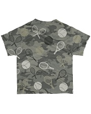 Tennis Camouflage All-over T-Shirt back
