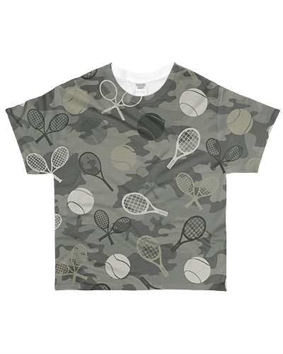 Tennis Camouflage