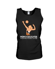 Mom And Daughter Volleyball Players For Life Unisex Tank thumbnail