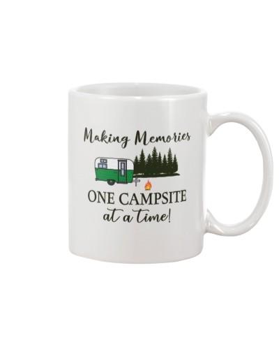 Camping Making Memories