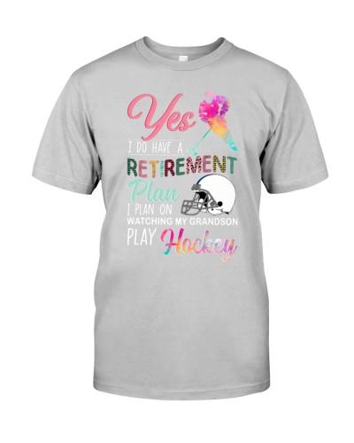 Hockey I Have A Retirement Plan