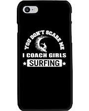 Surfing I Coach Girls Phone Case thumbnail