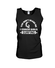 Surfing I Coach Girls Unisex Tank thumbnail