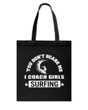Surfing I Coach Girls Tote Bag thumbnail