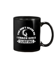 Surfing I Coach Girls Mug thumbnail
