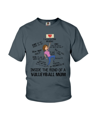 Inside The Mind Of A Volleyball Mom