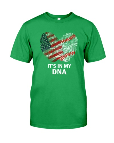 Baseball It's In My DNA