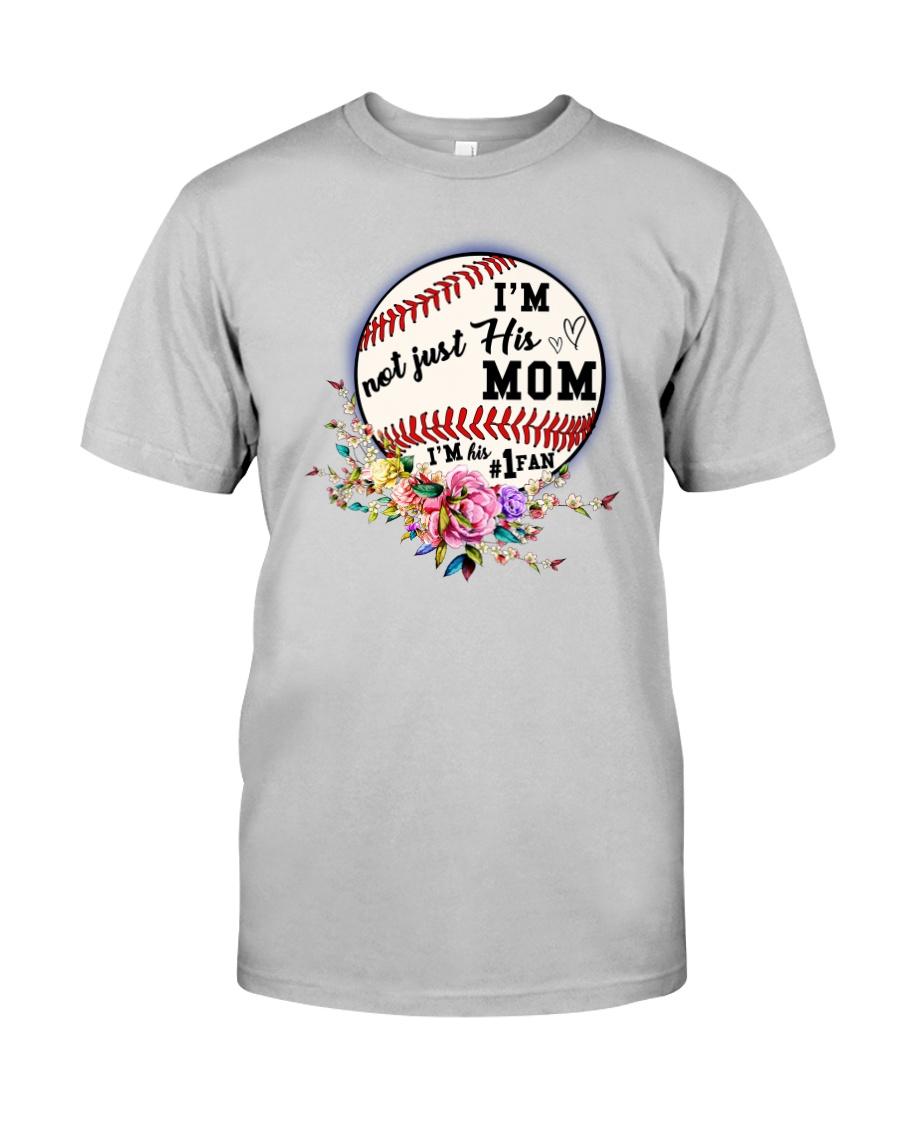 Baseball Mom Classic T-Shirt showcase