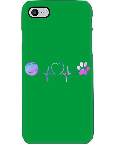 Tennis Dog Heartbeat