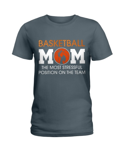 Basketball Mom The Most Stressful