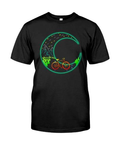 Cycle Glowing Moon