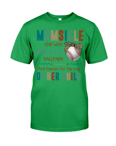 Baseball Momsicle One Who