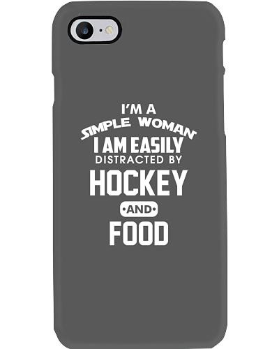 Hockey and Food
