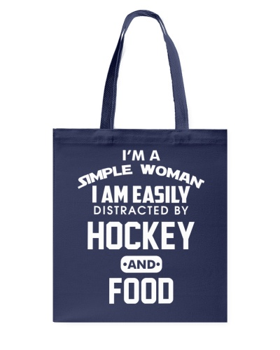 Hockey and Food