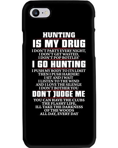 Hunting Is Drug