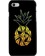 Sailing Pineapple Phone Case tile