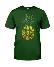 Sailing Pineapple Classic T-Shirt front