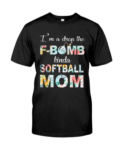 Softball I'm A Drop The F-bomb