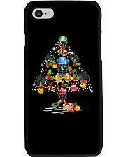 Hockey Christmas Flamingo Phone Case thumbnail