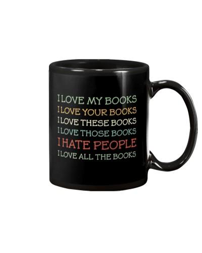 Books I Hate People