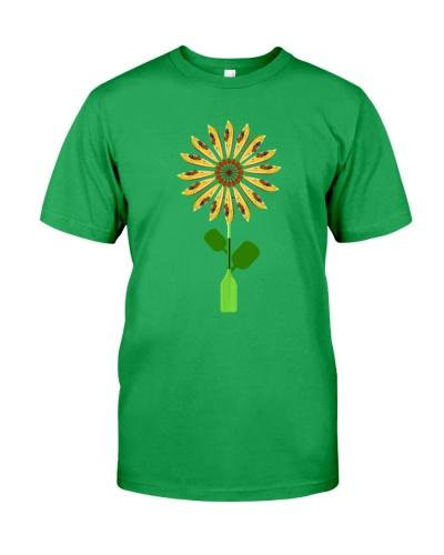 Canoeing Sunflower