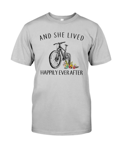 Cycle And She Lived
