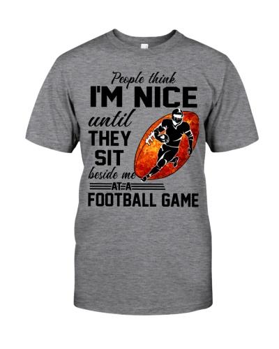 Football People Think