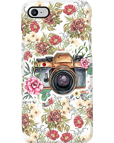 Photography Flower Beauty Phonecase