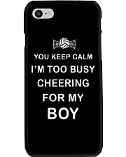 Volleyball You Keep Calm Phone Case thumbnail